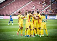 România a învins Ucraina și este la o victorie distanță de calificarea la Euro 2017 (Foto: Cristi Dangeorge)