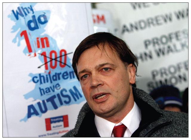 Andrew Wakefield vaccinuri