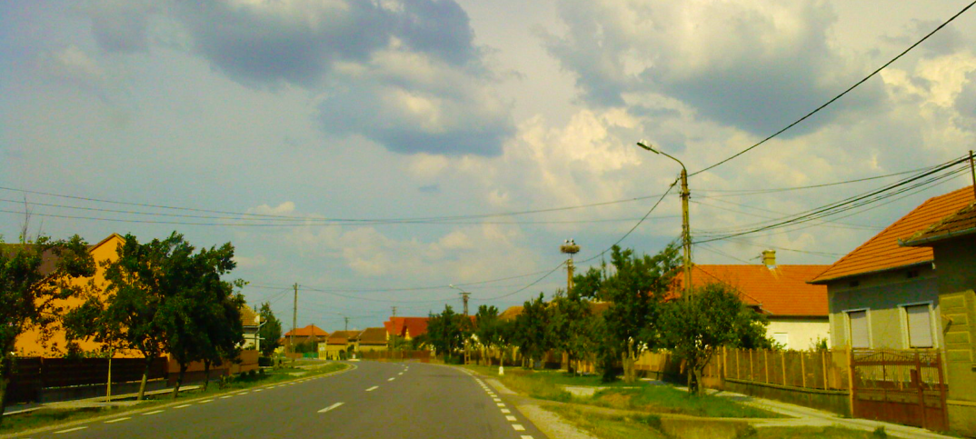 Petrești, Satu Mare FOTO: Nicu Farcaș/Wikimedia Commons