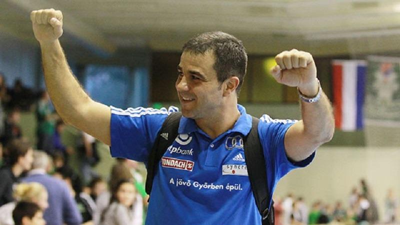 Spaniolul Ambros Martin a câștigat Liga Campionilor și ca jucător și ca antrenor (EHF)