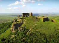 Cetatea Șiria, din județul Arad, va fi reabilitată cu 5 milioane de euro (arq.ro)