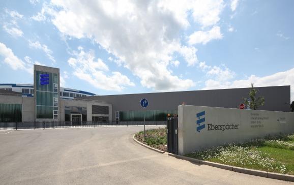 Fabrica Eberspächer din Oradea