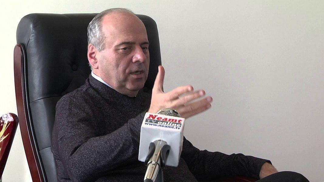 Gheorghe Ștefan Sursa foto: Neamț TV/Youtube