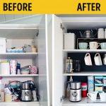 idei organizare casă