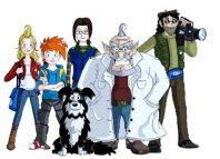 Acestea sunt personajele jocului lansat de IGSU pentru a-i învăța pe tineri cum să reacționeze în caz de dezastre naturale