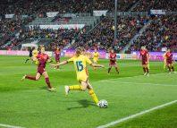 România a ratat calificarea la Euro 2017, după două meciuri foarte încinse (FRF)