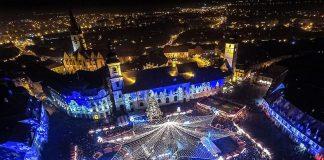 Credit foto:: Bogdan Brylynski/Focus Sibiu/via pagina de Facebook Târgul de Crăciun Sibiu