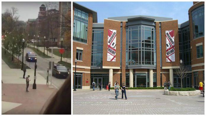 atac armat universitate de stat din ohio