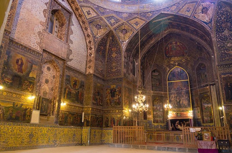 biserică iran