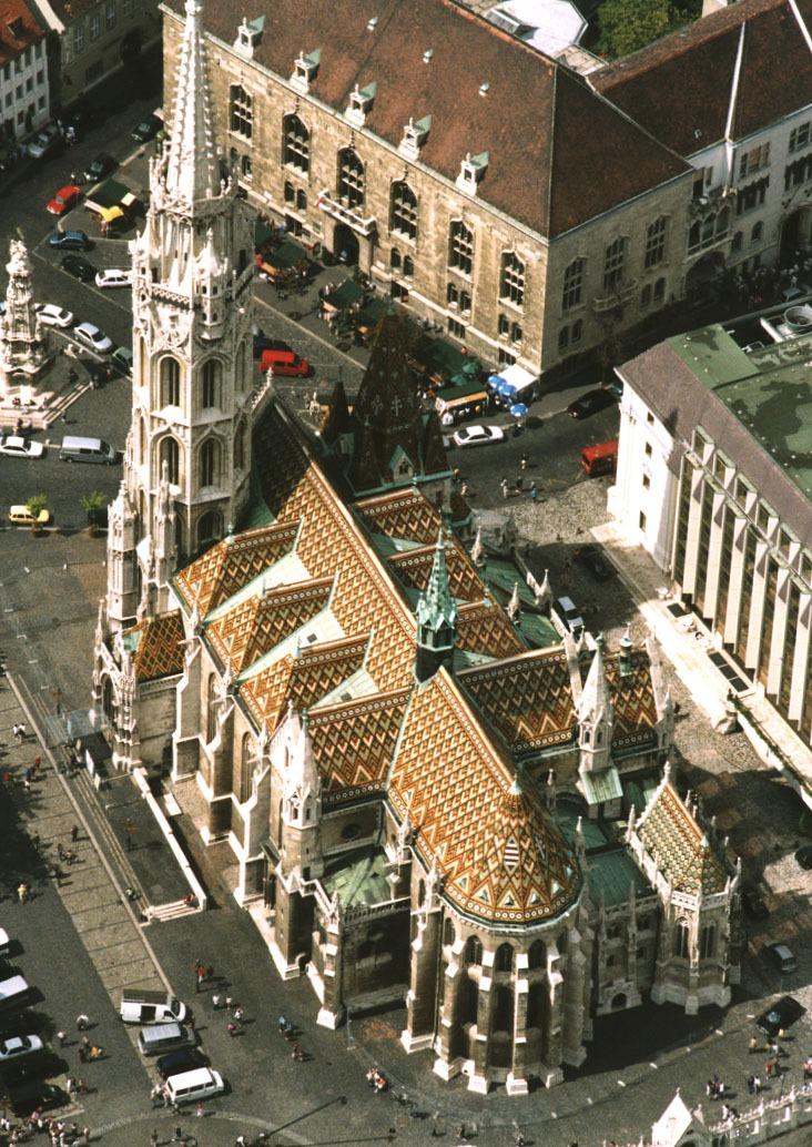 biserica matei corvin budapesta