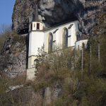 biserica stâncii germania