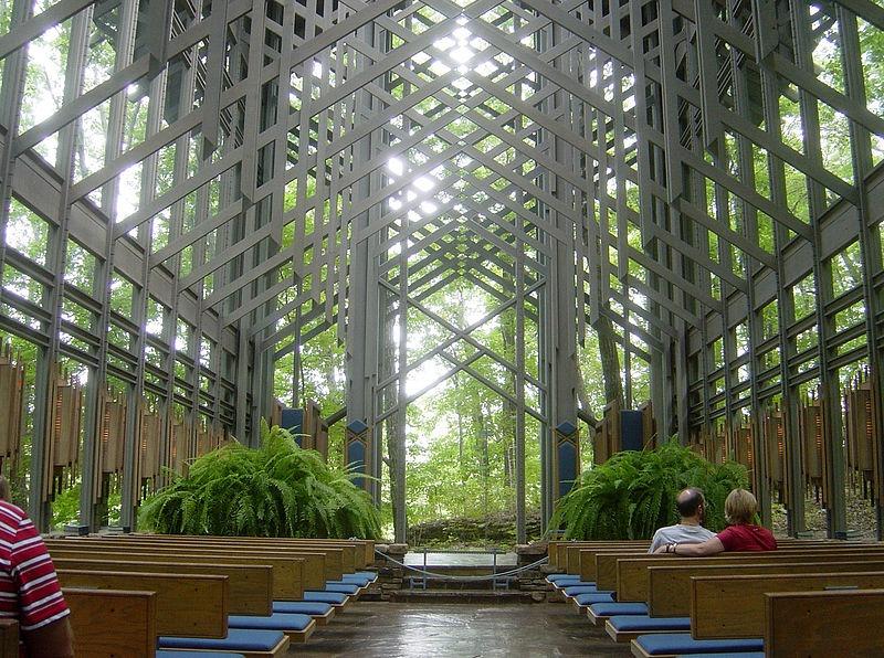 capela thorncrown
