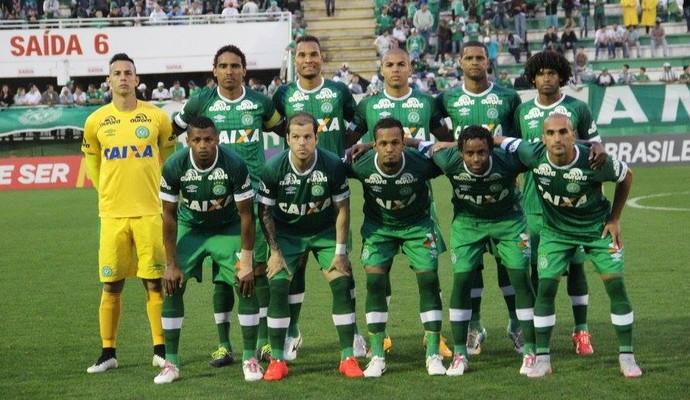 Associação Chapecoense de Futebol ar fi trebuit să joace prima finală continentală din istorie (Foto: Francieli Constante/Chapecoense)
