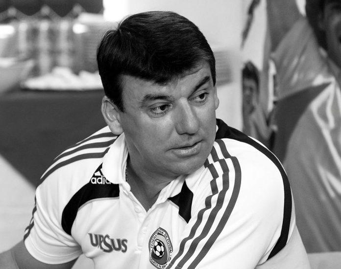 Daniel Prodan (1972-2016) Foto: Echipa națională de fotbal a României