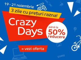 emag crazy days black friday