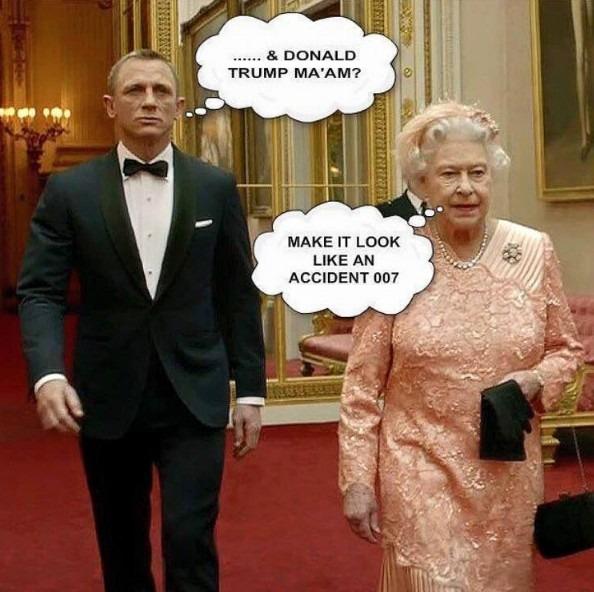 glume donald trump