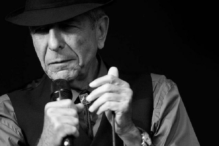 Leonard Cohen (Facebook)