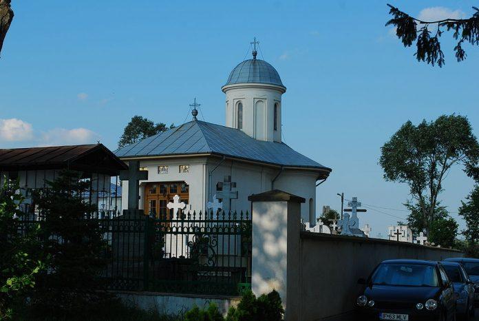 mănăstirea pasărea jaf