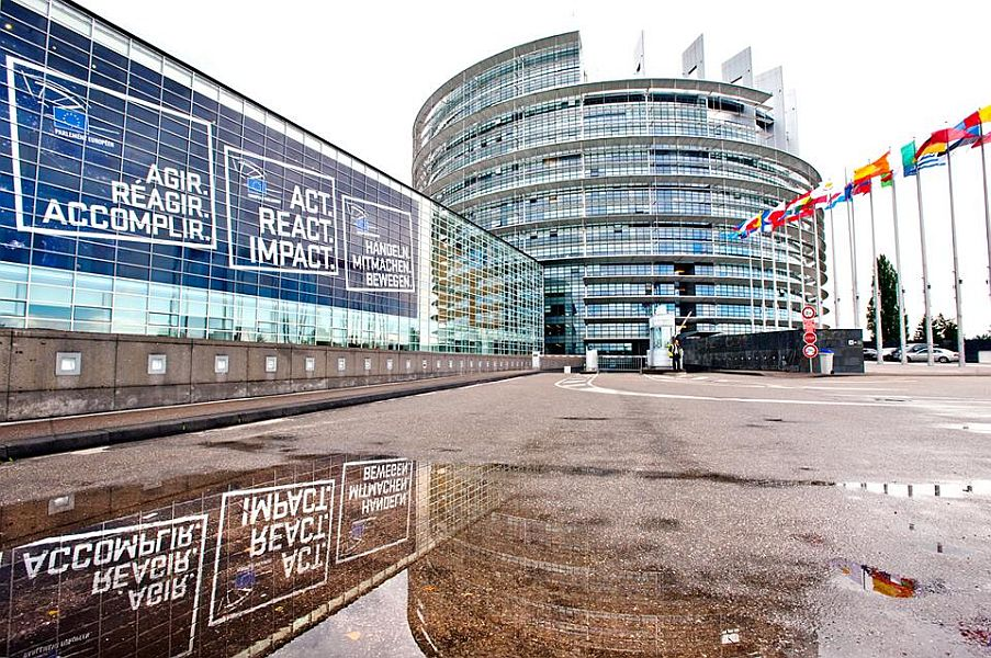 Parlamentul European FOTO: European Parliament/ pagina de Facebook