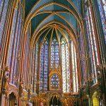 sainte chapelle franța paris