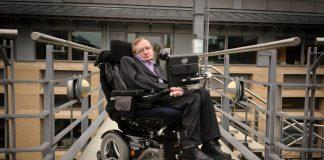 Stephen Hawking (Facebook)