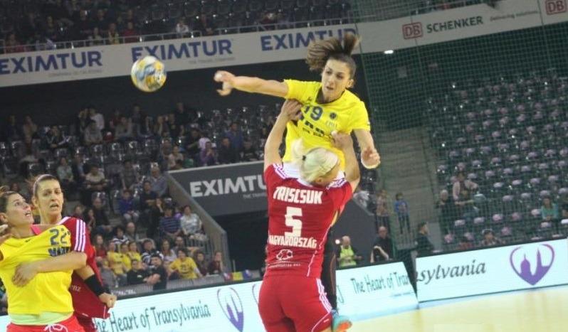Fără trei jucătoare de bază, România a cedat în fața unguroaicelor la Cluj Napoca (ziardecluj.ro)