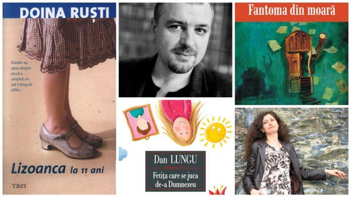 10 cărți literatura română contemporană