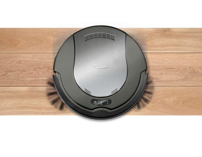 Așa arată un aspirator-robot, o soluție excelentă pentru casa dumneavoastră (philips.ro)