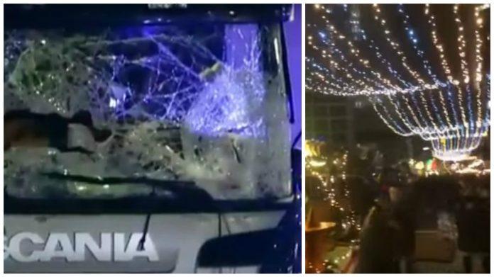 atentat terorist berlin camion