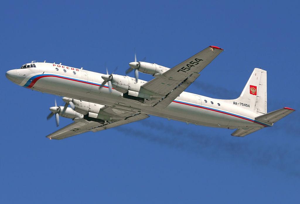 avion IL-18