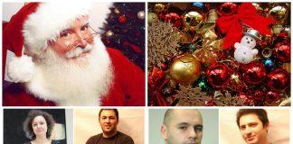 echipa greatnews moș crăciun