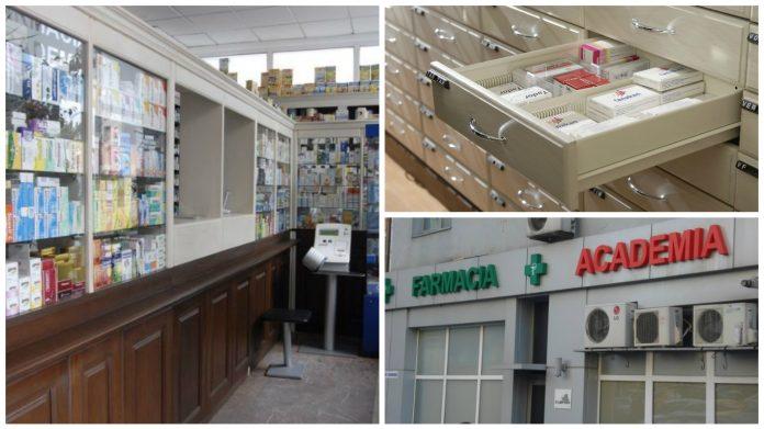farmacia Academia Bucuresti