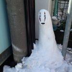 oameni de zăpadă