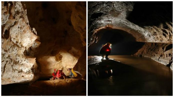 peștera vântului