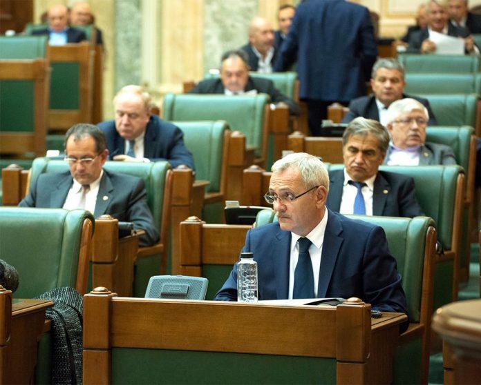 Liviu Dragnea, liderul social-democraților, a făcut multe promisiuni înainte de alegerile parlamentare (Facebook)