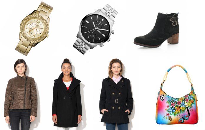 Ziua eMAG anunță suprize și pentru cei care caută haine, parfumuri sau ceasuri