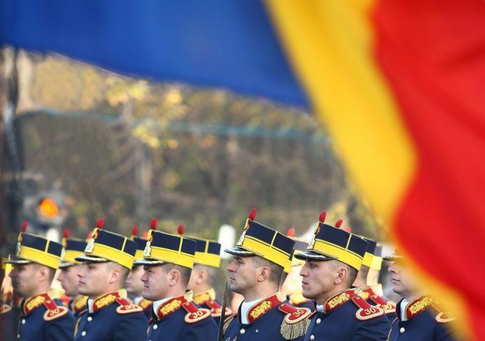 Ziua Națională a României (FOTO: MApN / Facebook)