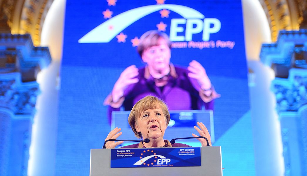 Angela Merkel FOTO: European People's Party/Wikimedia Commons