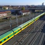Trenul Transcarpatic, produs la Arad (Foto: Mix Studio)