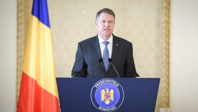 Klaus Iohannis FOTO: Presidency.ro
