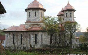 Biserica de marmură din Alun (Foto: Adevărul)