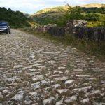 Drumul de marmură din Alun (Foto: Adevărul)