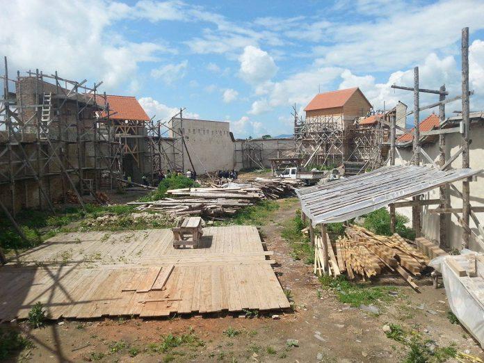 Cetatea Feldioara a mai fost reconstruită, după ce a fost distrusă de tătari, turci, cât și de soldații lui Vlad Țepeș și Petru Rareș (Foto: brasovbiz.ro)