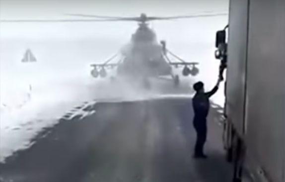 elicopter șofer kazakhstan pilotul
