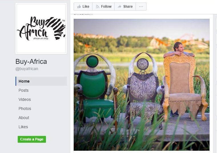 buy africa andrei dinu