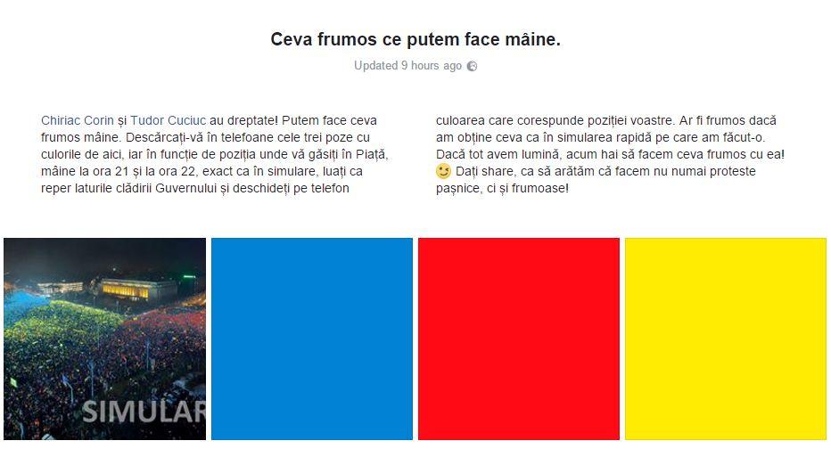 dan samoilă tricolor facebook