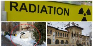 radiații muzeul de geologie