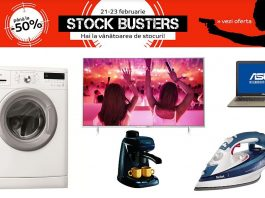 emag reduceri stock busters