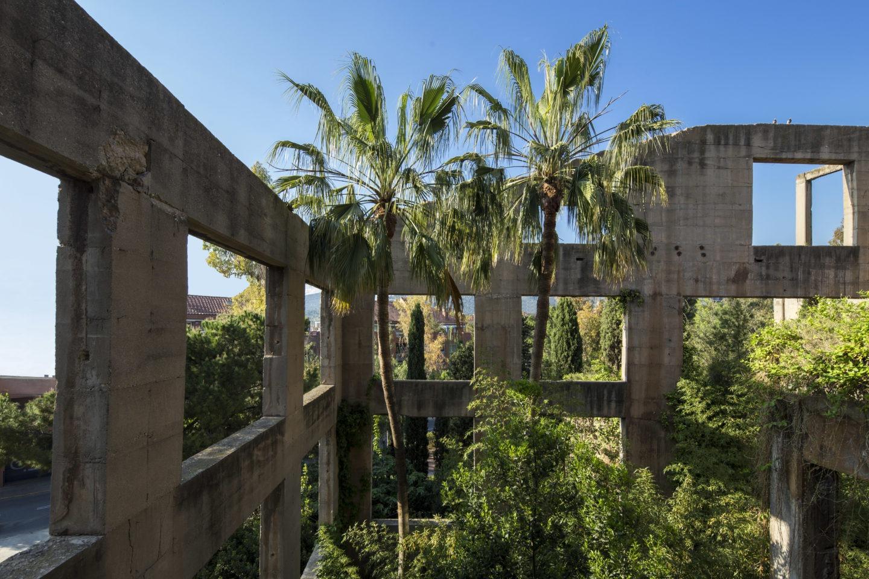 Proiectul arhitectului Ricardo Bofill FOTO: ricardobofill.com