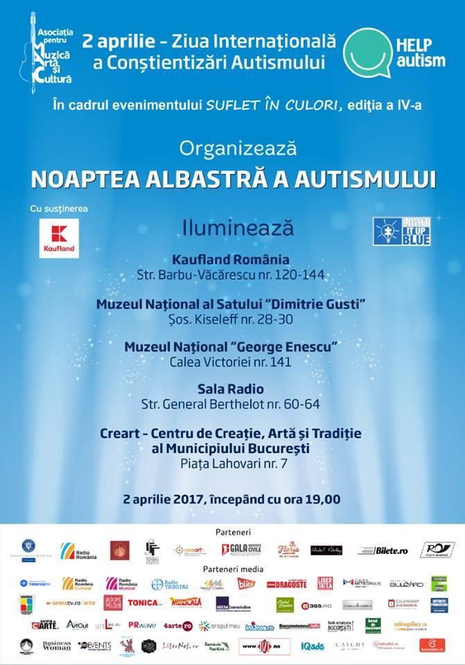 ziua internațională a conștientizării autismului